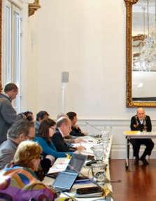 I Seminario Globalizacion Politicas Publicas y Cohesion Social - Montevideo