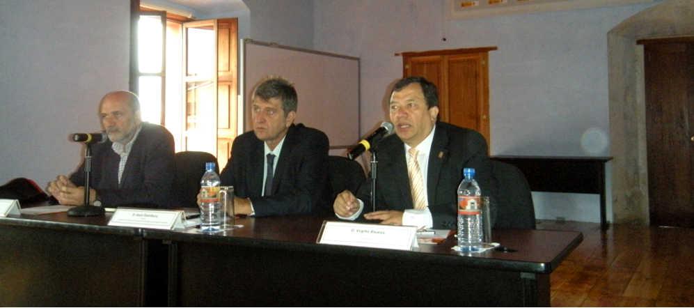IV Seminario Internacional Globalización, políticas públicas y cohesión social 01