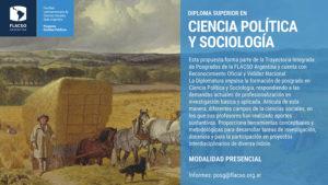 Diploma Superior en Ciencia Política y Sociología