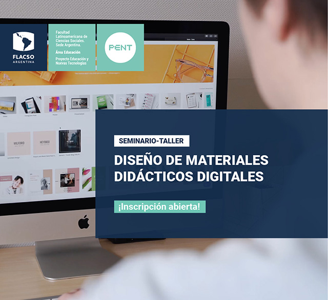 Diseño de materiales didácticos digitales