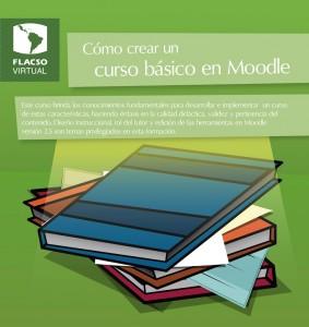 Cómo crear un curso básico en Moodle