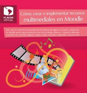 Cómo crear e implementar recursos multimediales en Moodle