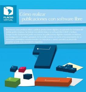 Cómo realizar y publicar publicaciones con software libre