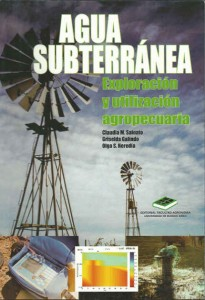 Agua subterránea: exploración y utilización agropecuaria