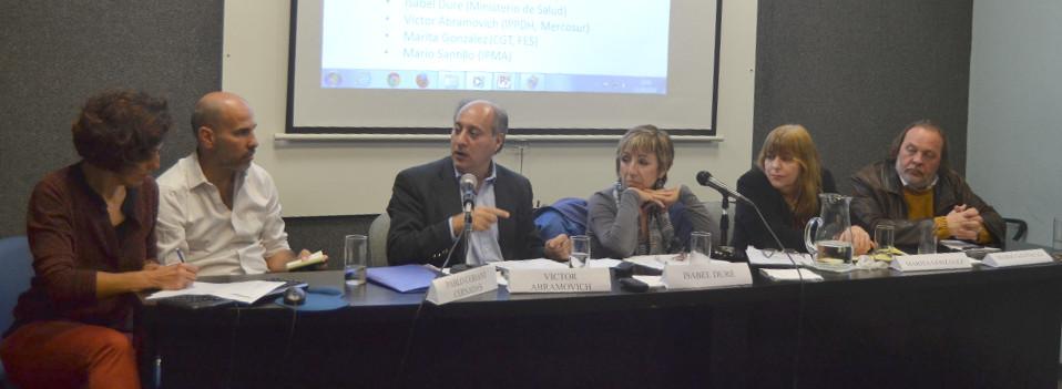Conferencia sobre Cooperación Regional y DDHH - 01