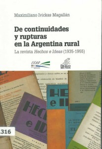 De continuidades y rupturas en la Argentina rural