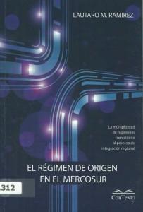 El régimen de origen en el Mercosur