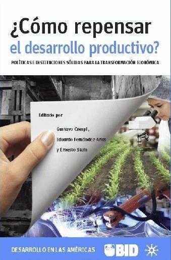 Como repensar el desarrollo productivo - L.17.435