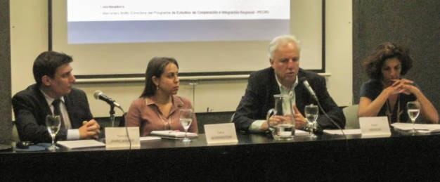 III conferencia sobre Cooperación Regional y DDHH