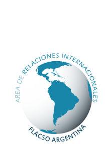 area relaciones internacionales