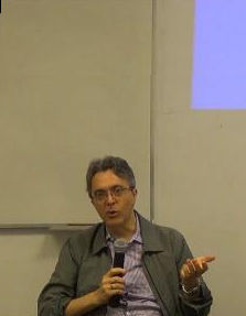 Encuentro con Luciano Fedozzi