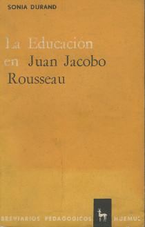 La educacion en Juan Jacobo Rousseau
