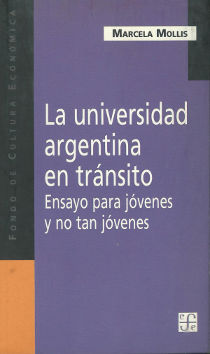 La universidad argentina en transito