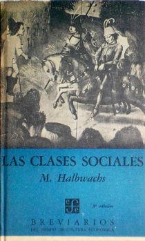 Las clases sociales - Halbwachs Maurice