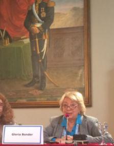 Bonder - Conferencia Inclusion Social de la Mujer