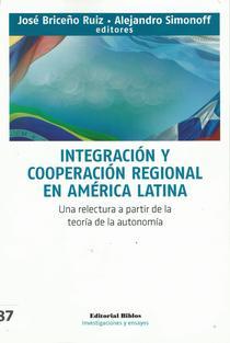 Integracion y cooperacion regional en America Latina
