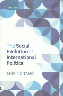 The social evolution of international politics