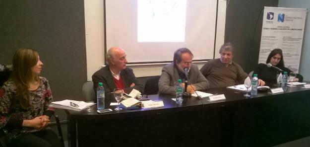 ornada Académica del Área Estado y Políticas Públicas 2015