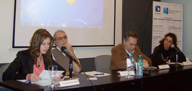 Jornada Académica del Área Estado y Políticas Públicas 2015