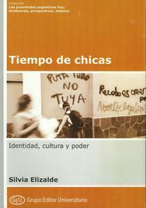 Tiempo de chicas identidad cultura y poder