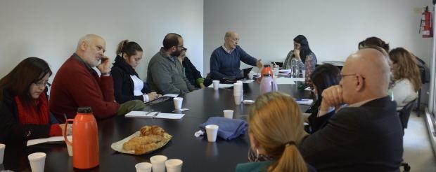 Desayuno de trabajo PECIR con la Dra. Ana Elisa Spaolonzi Queiroz Assis
