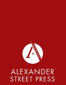 Alexander Street Journal
