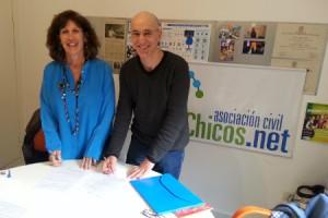 Anunciamos el Convenio de Cooperación entre Chicos.net y el PENT Flacso
