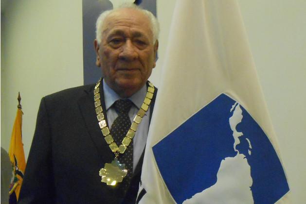 Doctorado Honoris Causa a Domingo Rivarola