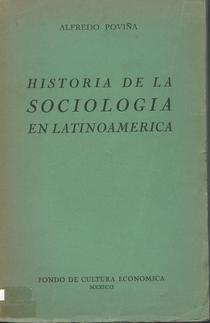 Historia de la sociología latinoamericana