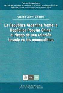 La República Argentina frente a la República Popular China