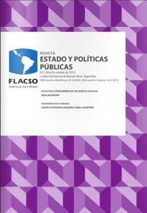 Revista Estado y Políticas Públicas Nro.5