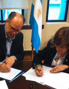 Convenio de Cooperación entre la UNNE y FLACSO