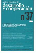 Revista espanola de desarrollo y cooperacion 37
