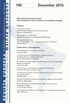 Revista europea de estudios latinoamericanos 100