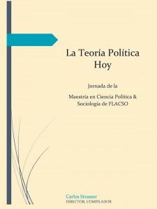 """Nuevo libro digital """"La Teoría Política Hoy"""""""