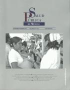 Salud pública de MExico