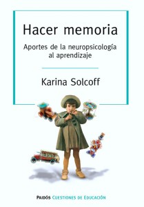 Hacer Memoria de Karina Solcoff