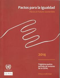 Pactos de igualdad: hacia un futuro sostenible.