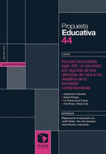 Revista Propuesta Educativa – Nº 44