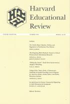 Harvard-educational-review