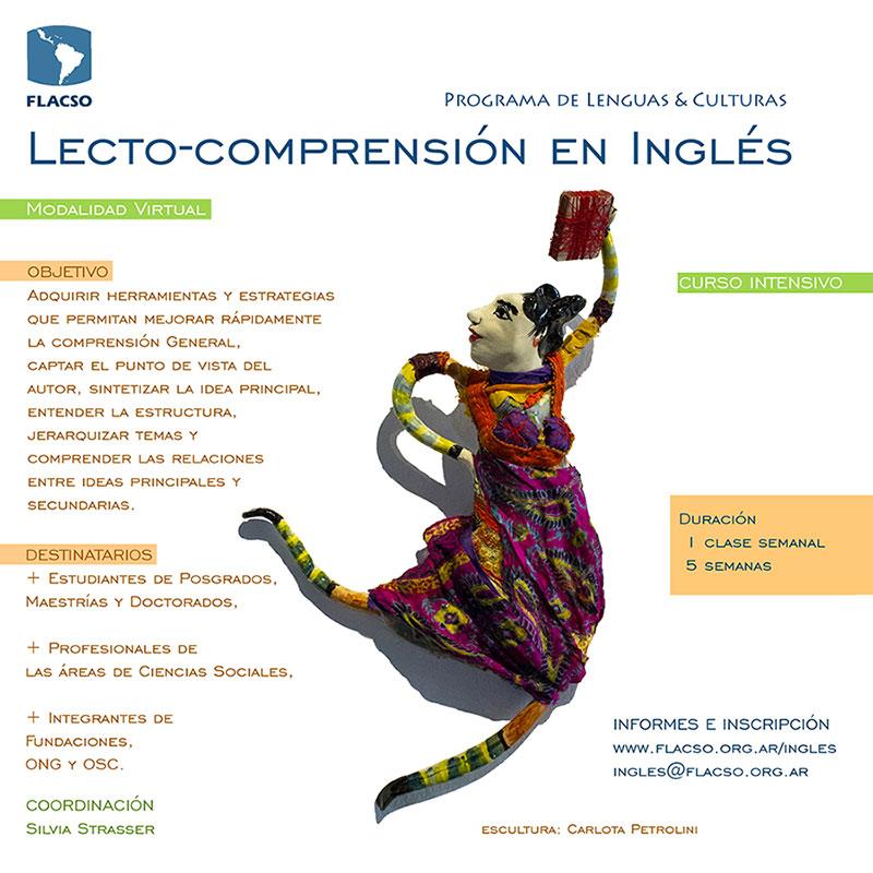 Lectocomprensión de textos académicos en Inglés