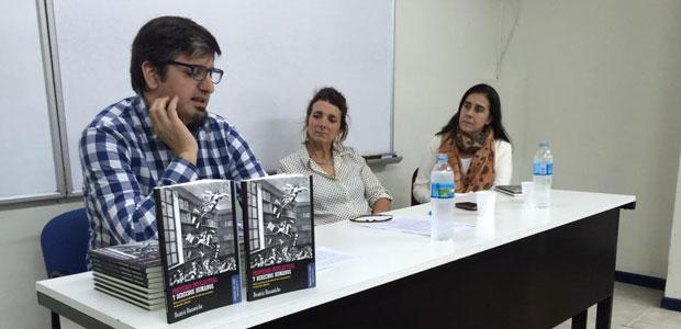 """Presentación del libro """"Propiedad intelectual y derechos humanos"""""""