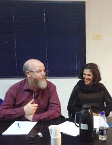 ntercambios internacionales: Seminario a cargo de Maritza Palma Silva