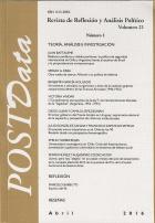PostData revista de reflexion y analisis politico