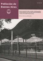 Población de Buenos Aires: revista semestral de datos y estudios demográficos