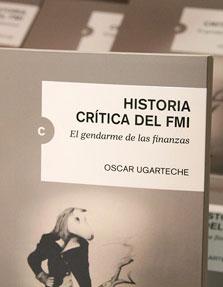 Presentación del libro de Oscar Ugarteche