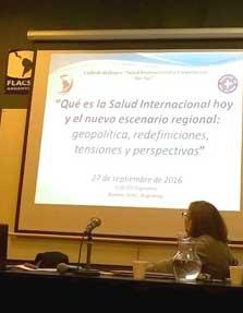 Primer Diálogo en Salud Internacional y Cooperación Sur Sur