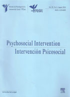 Intervención psicosocial = Psychosocial intervention