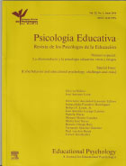 Psicología educativa: revista de los psicólogos de la educación