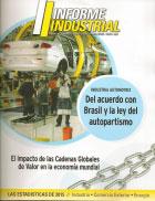 Informe industrial: mensuario de economía y política industrial